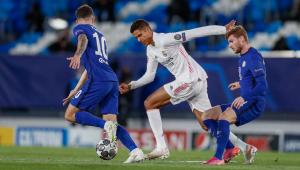 Real Madrid e Chelsea empataram em 1 a 1 na semifinal da Liga dos Campeões
