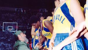 Ruth de Souza participou dos Jogos Pan-Americanos de Havana, em 1991