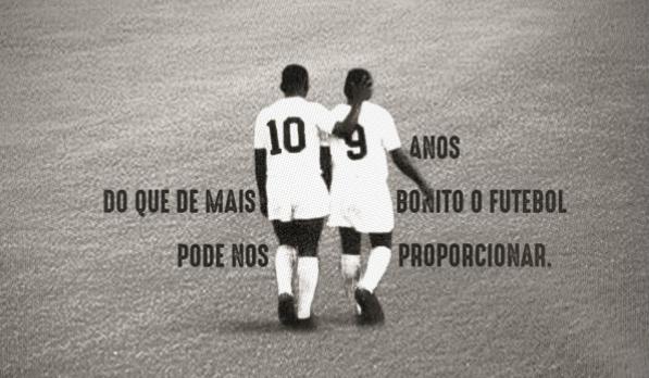 109 anos do Santos