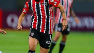 São Paulo joga bem e estreia com vitória contra o Sporting Cristal na Libertadores