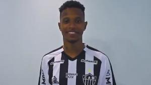 Tchê Tchê foi emprestado pelo São Paulo ao Atlético-MG