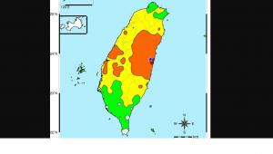Taiwan é atingido por dois terremotos com três minutos de diferença