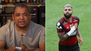 Vampeta deu a sua opinião sobre o atacante Gabriel Barbosa