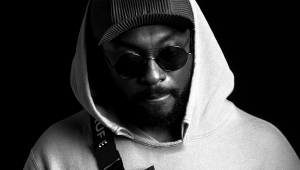 Rapper Will.i.am