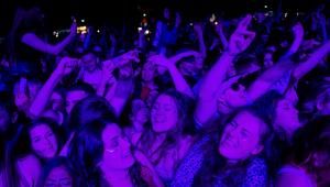 Evento-teste de festival de música em Liverpool, no Reino Unido