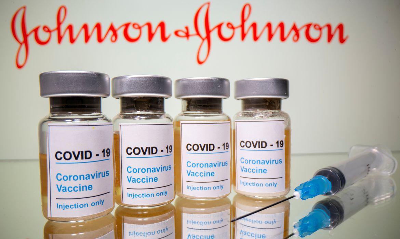vacina da Johnson & Johnson