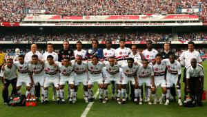 São Paulo campeão do Paulista de 2005