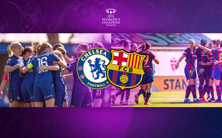 Chelsea x Barcelona: Final da Champions feminina é histórica e tem presença brasileira