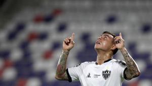 Eduardo Vargas, do Atlético-MG, foi convocado para a seleção do Chile