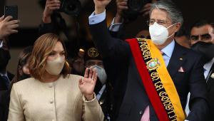 Guillermo Lasso assume a presidência do Equador