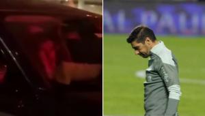 Abel Ferreira foi zoado por torcedores do São Paulo