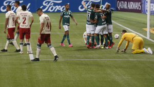 Palmeiras x Universitario