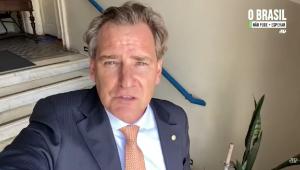 Alexis Fonteyne diz que reforma tributária deve gerar ambiente de negócios e tirar custo Brasil