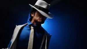 Boneco hiper-realista de Michael Jackson chega ao Brasil por R$ 22 mil