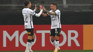 Corinthians x Sport Huancayo