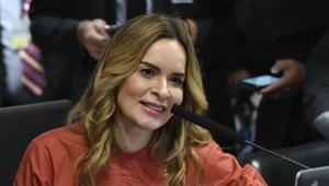 Em pronunciamento, à bancada, senadora Daniella Ribeiro (PP-PB)