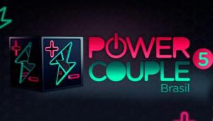 Logo do reality Power Couple