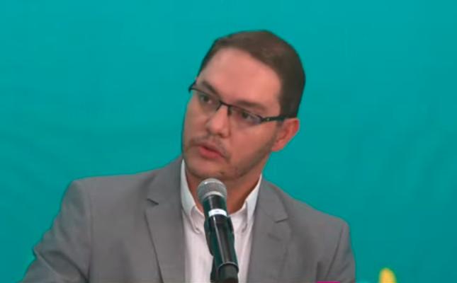 Dr. Pablo Vinicius concede entrevista ao Pânico