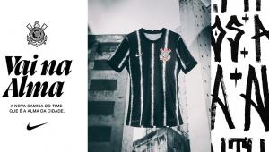 Nova camisa II do Corinthians