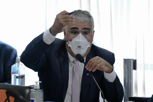 Eduardo Girão diz que Senado não pode se omitir de analisar impeachment de ministros do STF