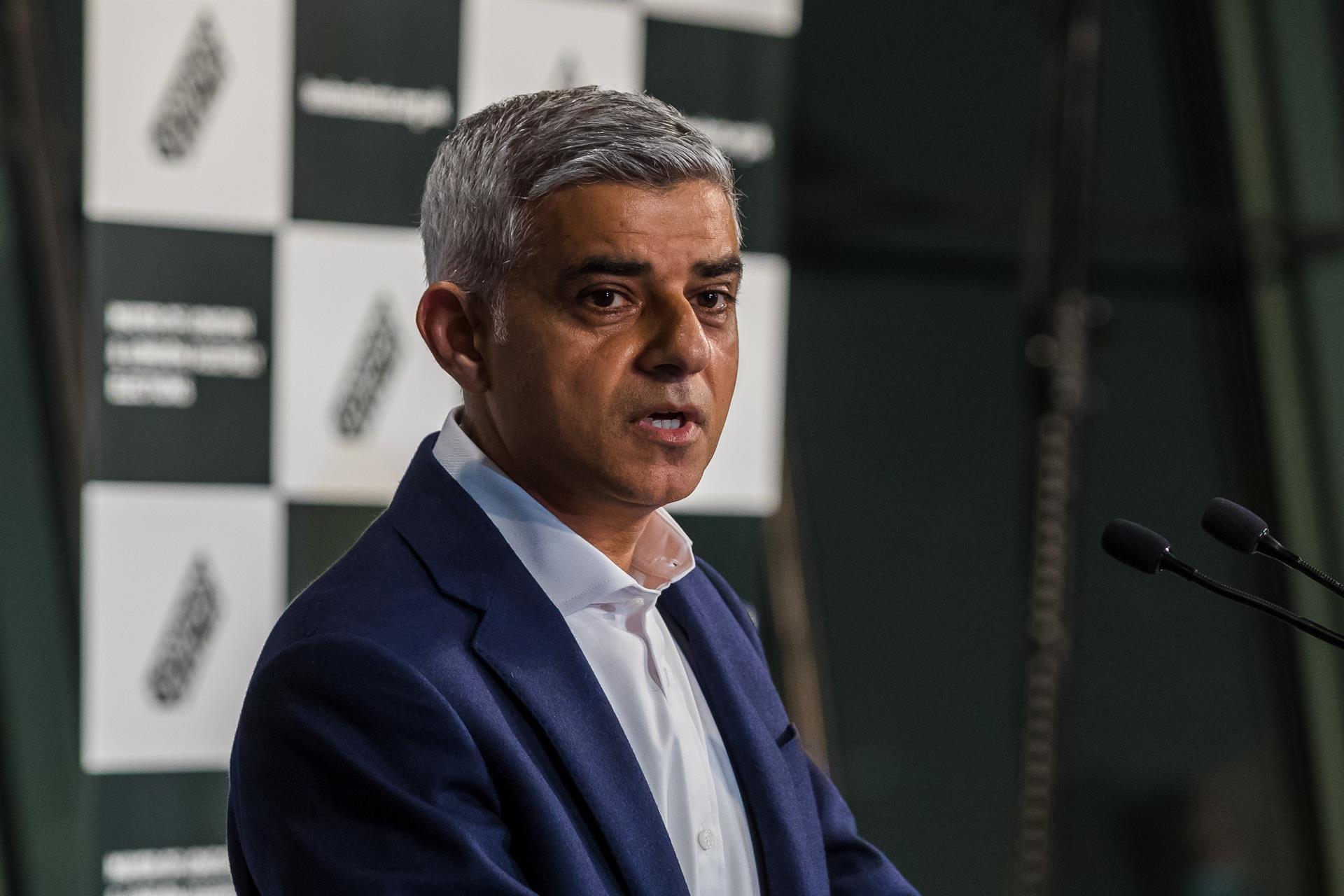 Sadiq Khan foi reeleito prefeito de Londres