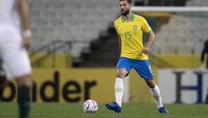 Felipe foi chamado por Tite para substituir Lucas Veríssimo na seleção brasileira