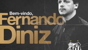 Fernando Diniz é o novo técnico do Santos
