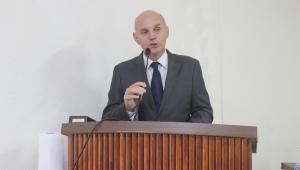 O prefeito da cidade de Matupá, Fernando Zafonato