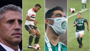 São Paulo e Palmeiras fazem a final do Paulistão