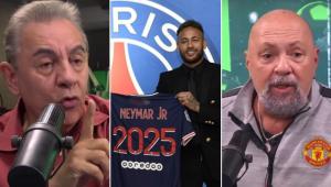 Flavio Prado e Nilson Cesar discutiram por causa de Neymar