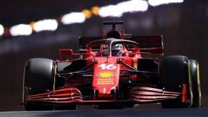 A Ferrari foi a mais rápida do primeiro dia de treino no GP de Mônaco
