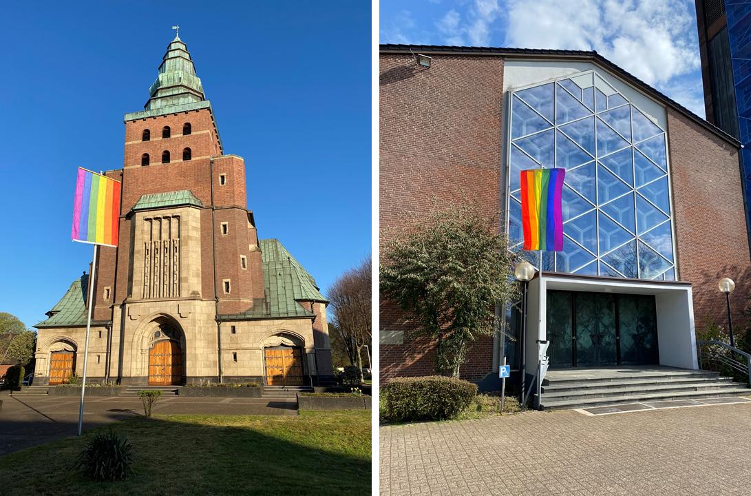 Igrejas da Alemanha fazem cerimônias de bênçãos de casais do mesmo sexo