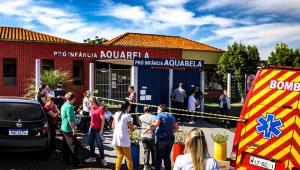 Escola Aquarela, em Santa Catarina