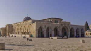 Mesquita de Al-Aqsa em Jerusalém