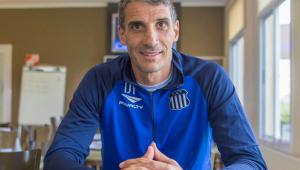 Juan Pablo Vojvoda, novo técnico do Fortaleza