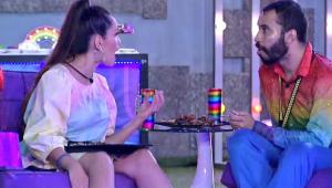 Juliette manifesta apoio a Gil do Vigor após ataque homofóbico de conselheiro do Sport
