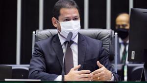 Em discussão e votação de propostas. Vice-presidente da Câmara, Marcelo Ramos