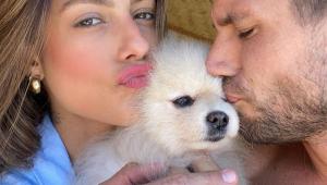 Cachorro de Mari Gonzalez morre após ataque de rottweiler