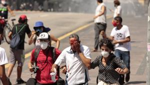 Homem ferido em ato no Recife (PE)