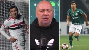 Nilson Cesar vê São Paulo favorito para ganhar o Paulista sobre o Palmeiras