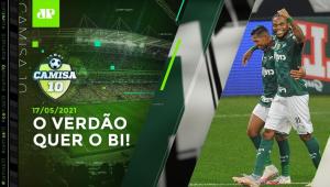 Palmeiras ELIMINA Corinthians e DESAFIARÁ o São Paulo na FINAL do Paulistão! | CAMISA 10 - 17/05/21