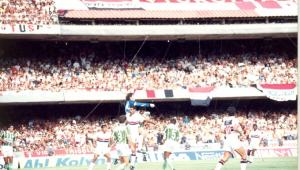 O São Paulo venceu o Palmeiras na final do Paulistão de 1992