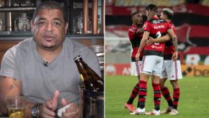 Vampeta falou sobre a sua relação com o Flamengo