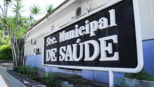 Imagem da fachada da Secretaria Municipal de Saúde de Campos dos Goytacazes