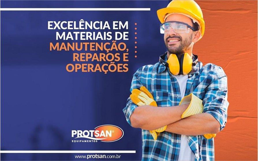 PROTSAN - Excelência em materiais de manutenção, reparos e operações