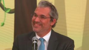 Rabino Michel Schlesinger concede entrevista ao Pânico