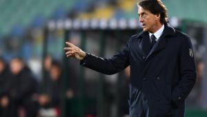 Roberto Mancini renovou com a seleção italiana até 2026
