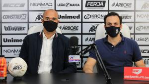 Roger anunciou aposentadoria e será dirigente na Inter de Limeira