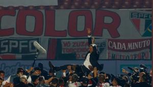 São Paulo quebra jejum de títulos com conquista do Paulistão