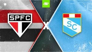 São Paulo x Sporting Cristal
